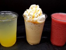 Lemonades, Shakes, and Smoothies